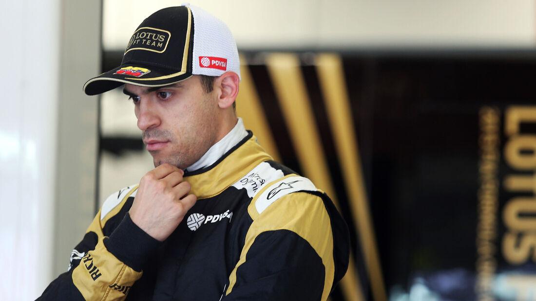 Pastor Maldonado - Lotus - Barcelona-Test - 12. Mai 2015