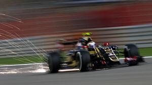 Pastor Maldonado - Lotus - Formel 1 - GP Bahrain - 18. April 2015