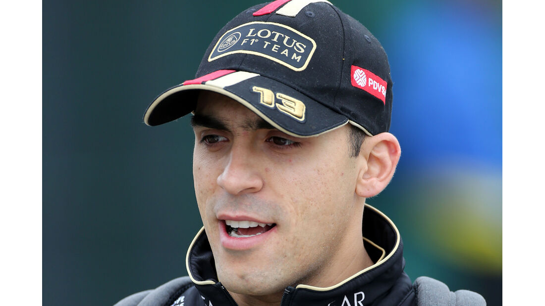 Pastor Maldonado - Lotus - Formel 1 - GP Brasilien - 6. November 2014
