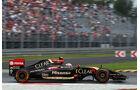 Pastor Maldonado - Lotus - Formel 1 - GP Italien - 5. September 2014