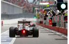 Pastor Maldonado - Lotus - Formel 1 - GP Kanada - Montreal - 6. Juni 2014