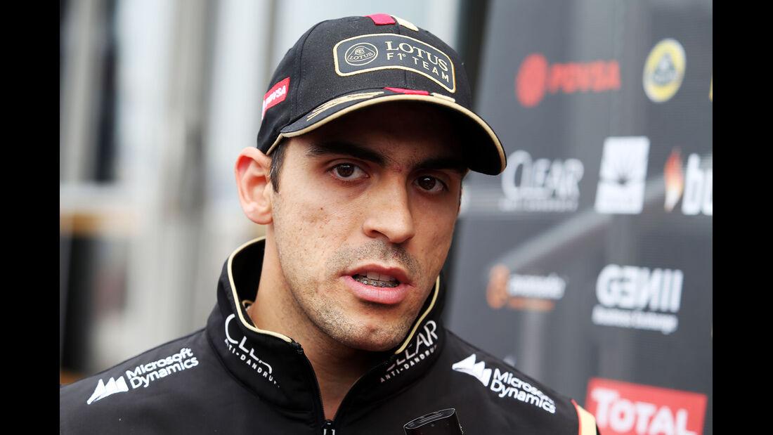 Pastor Maldonado - Lotus - Formel 1 - GP Monaco - 21. Mai 2014