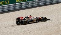 Pastor Maldonado - Lotus - Formel 1 - GP Österreich - Spielberg - 20. Juni 2014