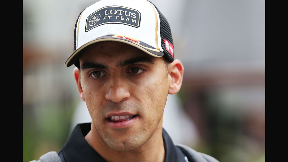 Pastor Maldonado - Lotus - Formel 1 - GP Singapur - 17. September 2015