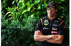 Pastor Maldonado - Lotus - Formel 1 - GP Singapur - 18. September 2014