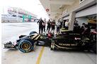 Pastor Maldonado - Lotus - Formel 1 - GP USA - Austin - 23. Oktober 2015