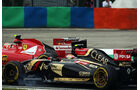 Pastor Maldonado - Lotus - Formel 1 - GP Ungarn - 27. Juli 2014
