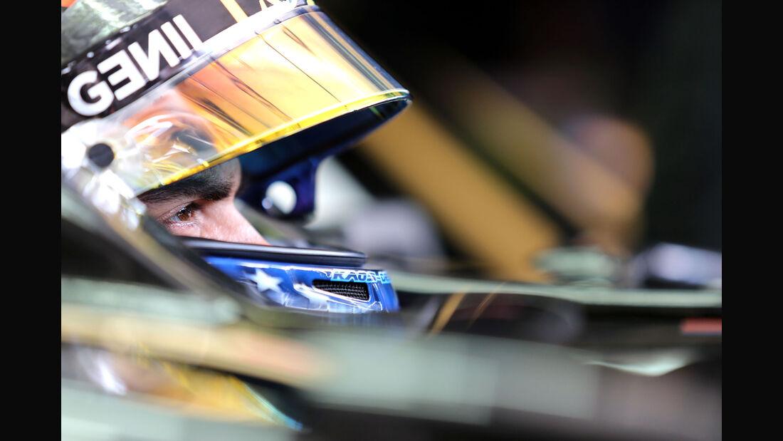 Pastor Maldonado - Lotus - GP Ungarn - Budapest - Qualifying - Samstag - 25.7.2015