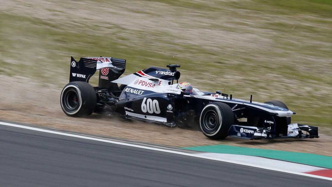 Pastor Maldonado - Nürburgring 2013