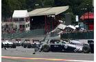 Pastor Maldonado Rennen GP Belgien 2011