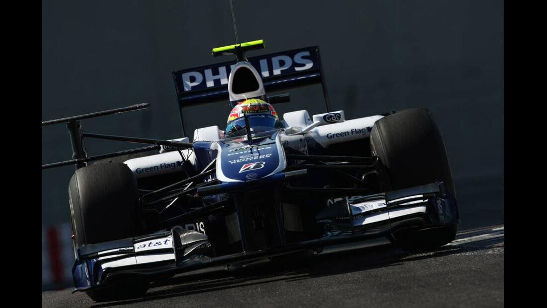 Pastor Maldonado Williams 2010
