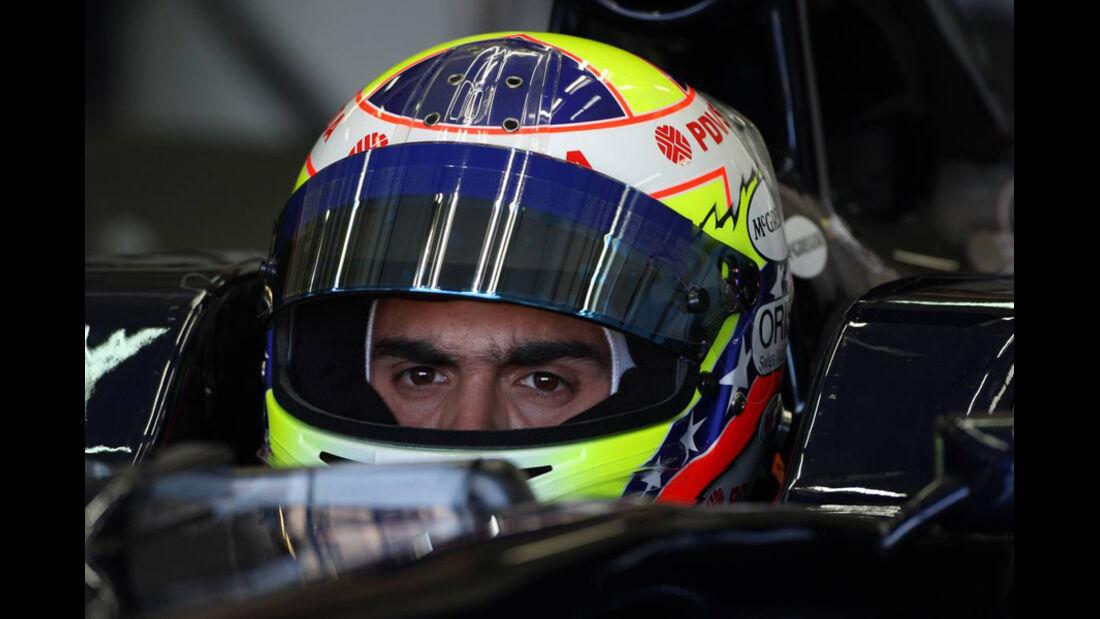 Pastor Maldonado Williams 2011