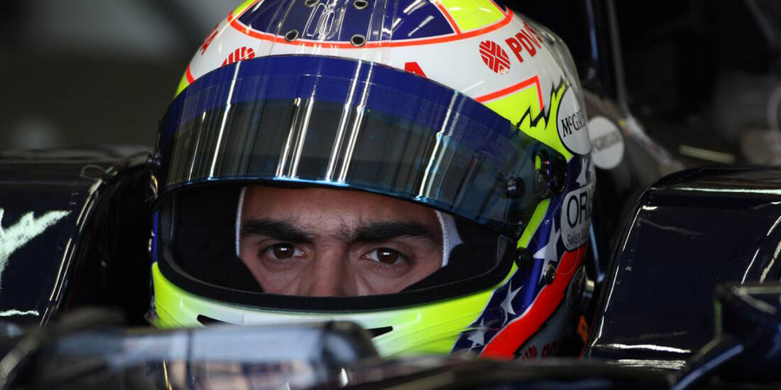 Pastor Maldonado Williams 2011