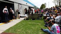 Pastor Maldonado - Williams - Formel 1 - GP Australien - 14. März 2013