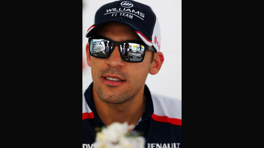 Pastor Maldonado - Williams - Formel 1 - GP Brasilien - 21. November 2013
