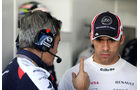 Pastor Maldonado - Williams - Formel 1 - GP Brasilien - Sao Paulo - 23. November 2012