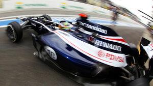 Pastor Maldonado - Williams - Formel 1 - GP Brasilien - Sao Paulo - 24. November 2012