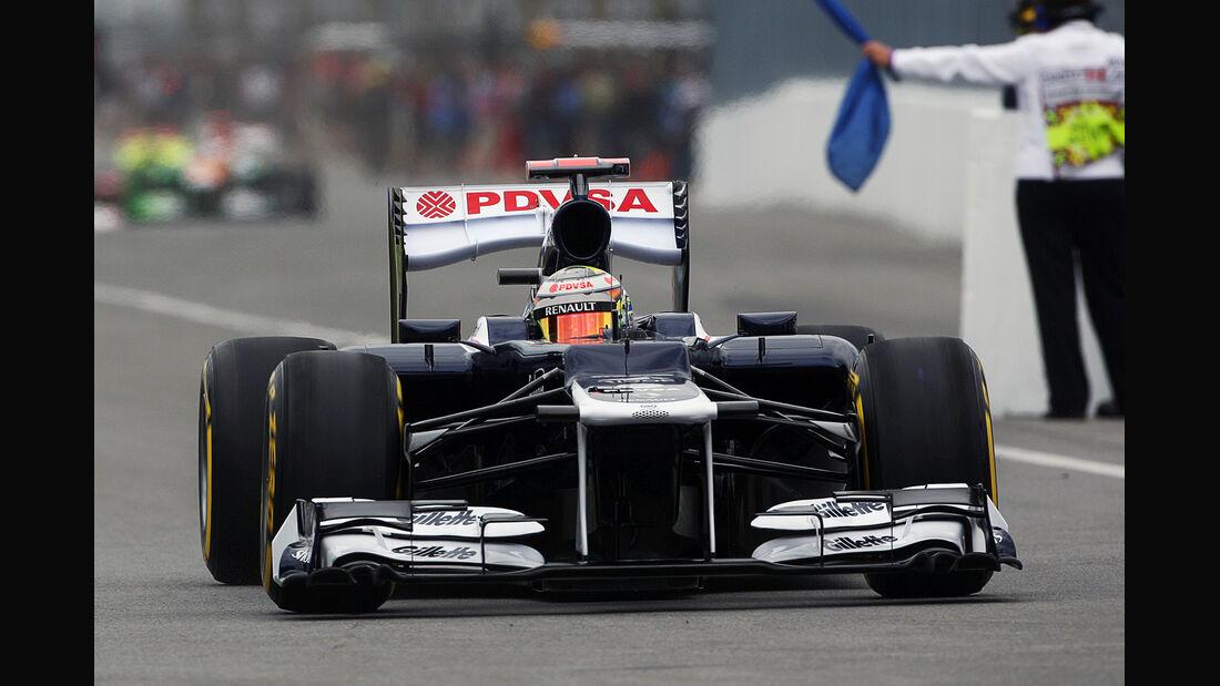 Pastor Maldonado - Williams - Formel 1 - GP Kanada 2012 - 8. Juni 2012