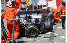 Pastor Maldonado - Williams - Formel 1 - GP Monaco 2013