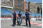 Pastor Maldonado - Williams - Formel 1 - GP Monaco - 22. Mai 2013