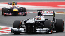 Pastor Maldonado - Williams - Formel 1 - GP Spanien - 10. Mai 2013