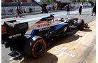Pastor Maldonado - Williams - Formel 1 - GP Spanien - 11. Mai 2013