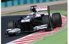 Pastor Maldonado - Williams - Formel 1 - GP Ungarn 2013
