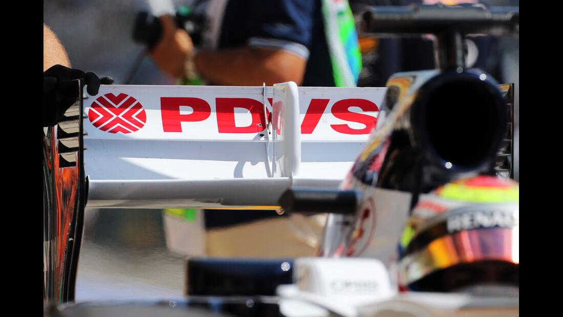 Pastor Maldonado - Williams - Formel 1 - GP Ungarn - 26. Juli 2013
