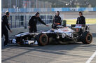 Pastor Maldonado - Williams - Formel 1 - Test - Jerez - 5. Februar 2013