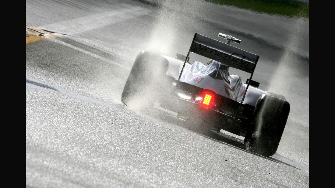 Pastor Maldonado - Williams - GP Australien - Melbourne - 16. März 2012