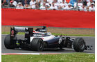 Pastor Maldonado Williams GP England 2012