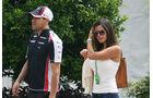 Pastor Maldonado - Williams - GP Malaysia - 22. März 2012