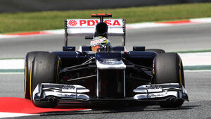 Pastor Maldonado - Williams - GP Spanien 2012