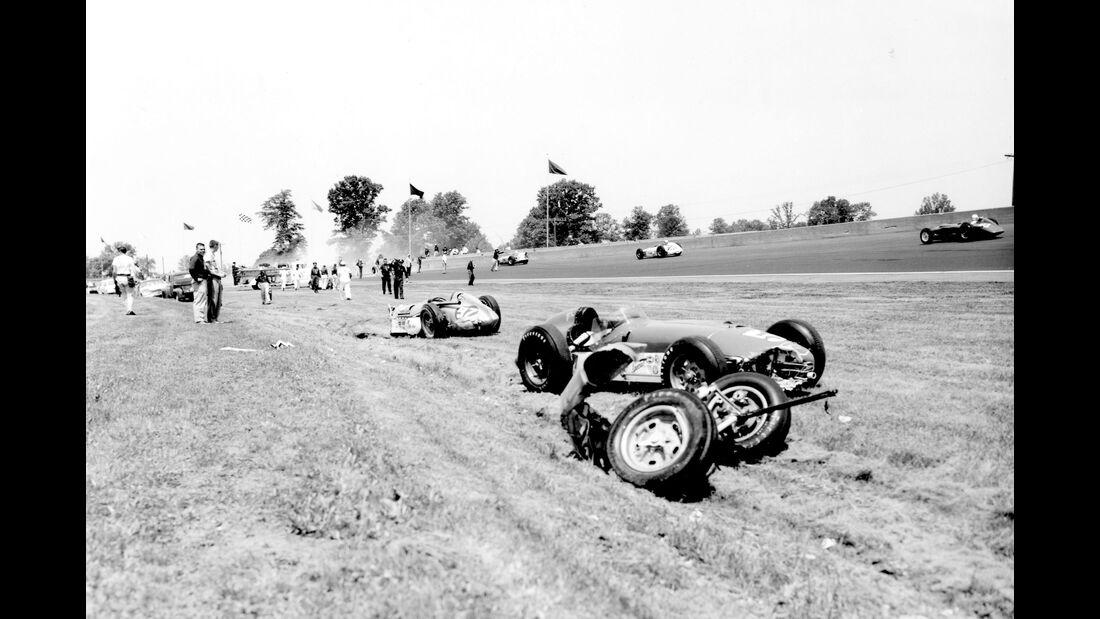 Pat O'Connor - Indy 500 - 1958 - Motorsport