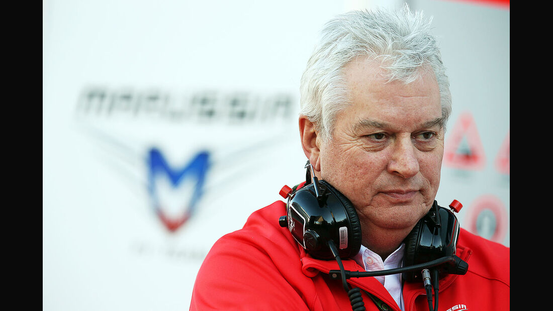 Pat Symonds Marussia