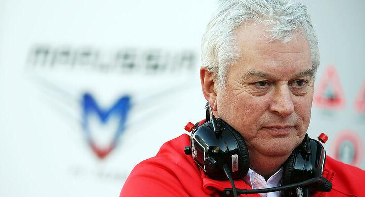Pat Symonds Marussia