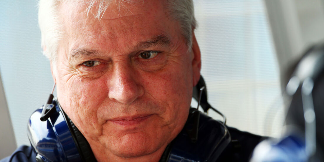 Pat Symonds - Williams - Formel 1 2014