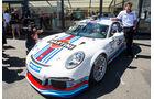 Patrick Dempsey - Porsche Supercup - GP Deutschland - Hockenheim - 18. Juli 2014