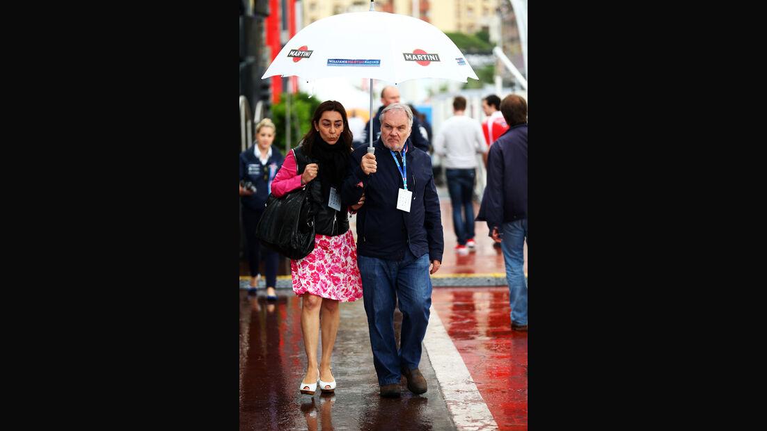 Patrick Head - Williams - Formel 1 - GP Monaco - 22. Mai 2014