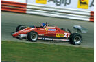 Patrick Tambay Ferrari 1982