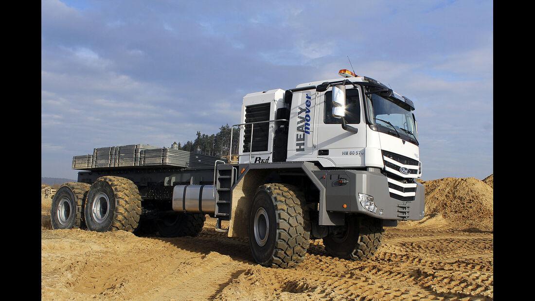 Paul Heavy Mover HM 80 6x6