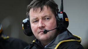 Paul Hembery Pirelli 2012