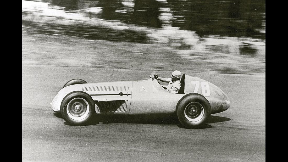 Paul Pietsch, Alfa Romeo Tipo 159, Nürburgring, 1951