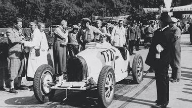 Paul Pietsch, Bugatti 35B