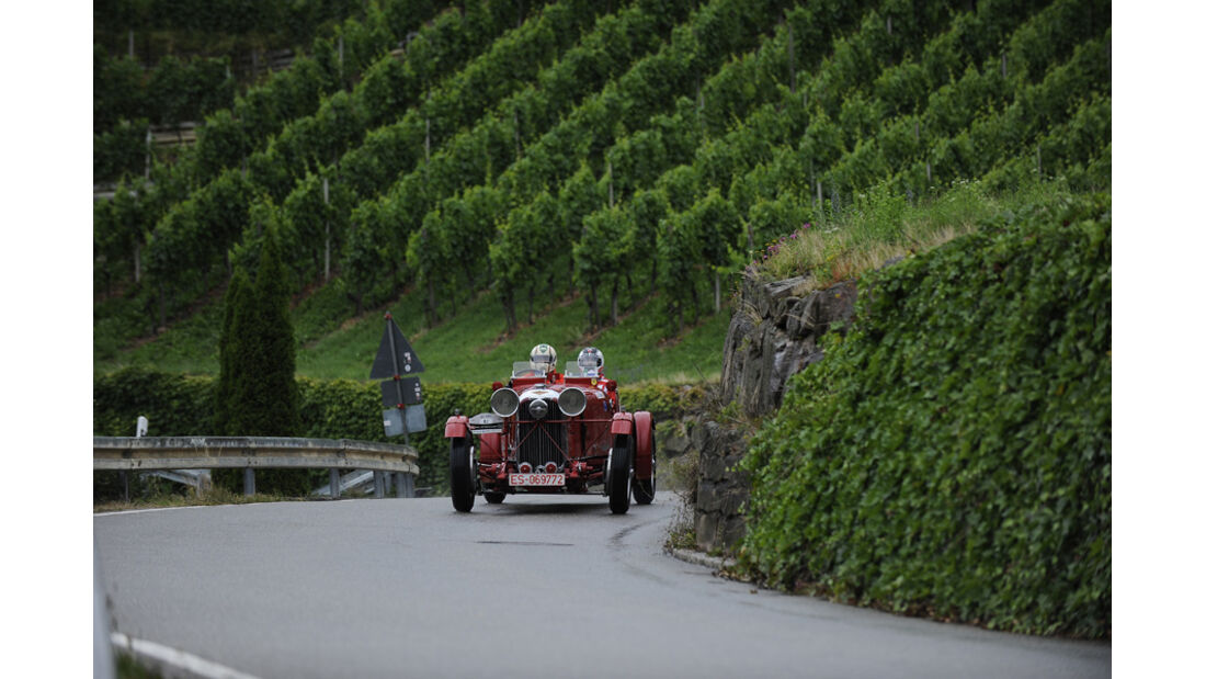 Paul Pietsch Classic 2011, Rallye
