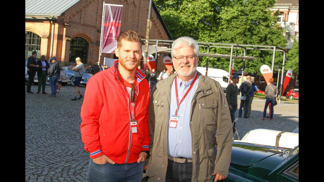 Paul Pietsch Classic 2017, Leseraktion Willy