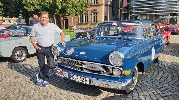 Paul Pietsch Classic 2018 Joachim Winkelhock