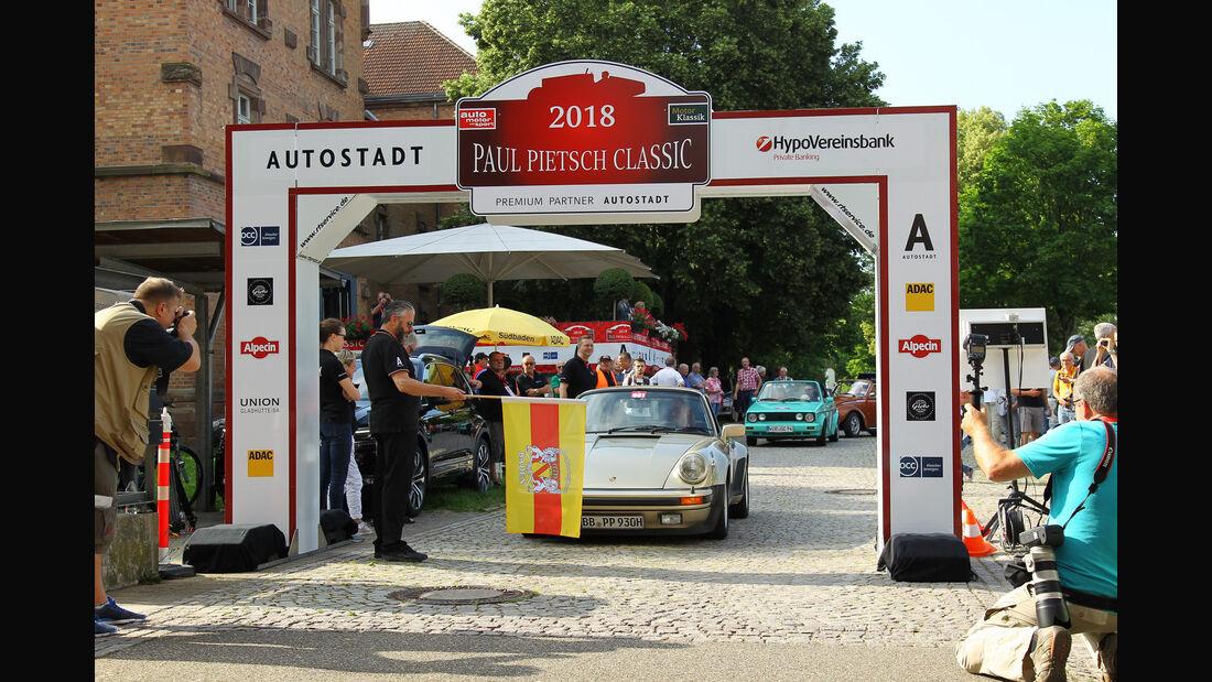 Paul Pietsch Classic 2018