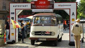 Paul Pietsch Classic 2019 Startplatz-Auktion