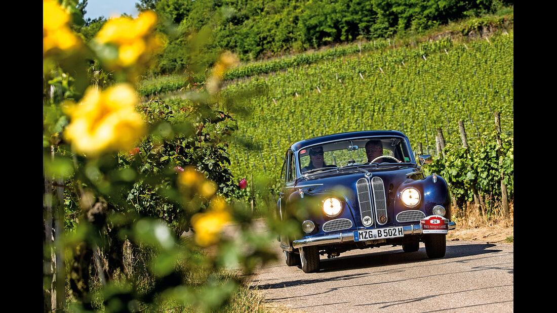 Paul Pietsch Classic, BMW 502